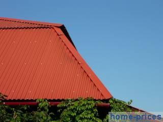 крыша из профилированного металла