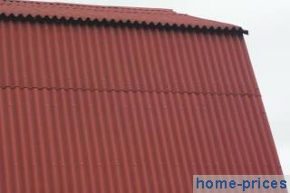 ондулиновая крыша