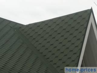 шингласовая крыша