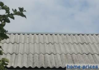асбоцементно-шиферная крыша