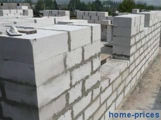 газосиликатные блоки