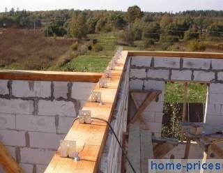 Калькуляция строительства дома из пеноблоков