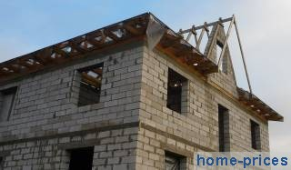 перекрытие из бетонного монолита