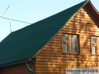 еврошиферная крыша
