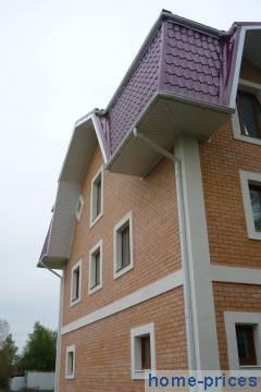 м/черепичная крыша