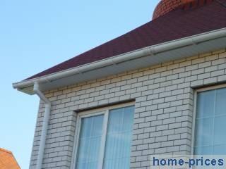 битумно-черепичная крыша
