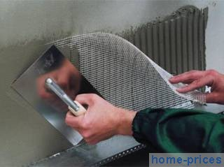 отделка из штукатурки
