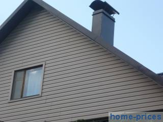 Односкатная крыша по газосиликату
