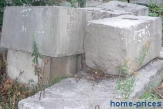 фундамент из бетоноблоков