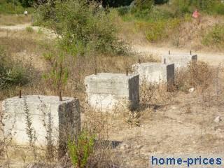 фундамент из монолитных бетонных опор